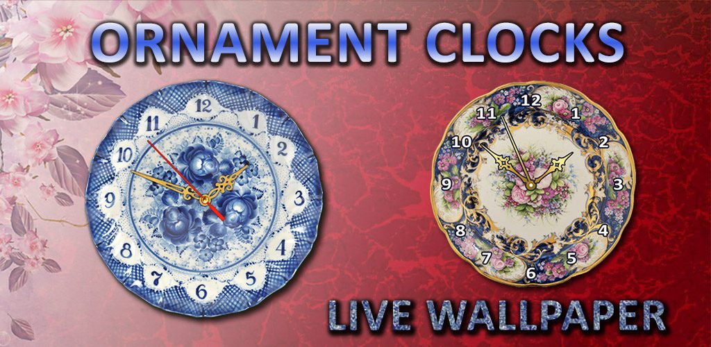Ornament Clocks