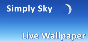 Simply Sky. Battery Saving Live Wallpaper